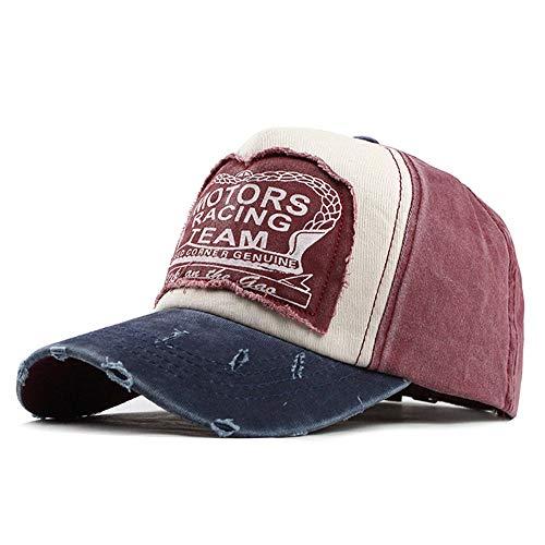 WYX Unisex Baseballmütze Hysteresen-Kappen Für Frauen Männer Hip Hop Cap Sport Mütze Lässige Freilauf Cap Baseball-Mütze,a