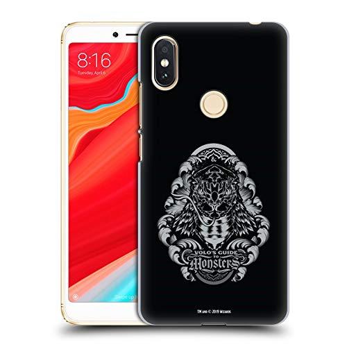 Head Case Designs Offizielle Dungeons & Dragons Yuan-ti Hydro74 Kunstwerk Harte Rueckseiten Huelle kompatibel mit Xiaomi Redmi S2 / Y2 (2018)