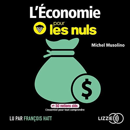 Couverture de L'économie pour les nuls en 50 notions clés