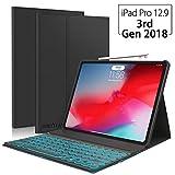 iPad Pro 12.9 Keyboard Case 2018 3rd Gen[Support Apple