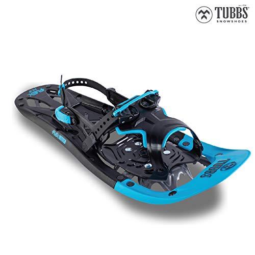 Tubbs Flex ALP 22w, 24 y XL (2020) - Raquetas de Nieve para Mujeres y Hombres - Azul, 22w (56cm)