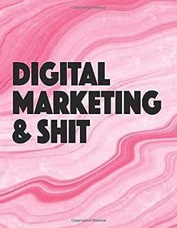 Digital Marketing & Shit: Social Media Organizer 52 Weeks Social Media Post Planner, Goals & Content Calendar - Become an ...