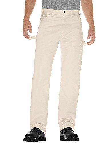 Dickies Herren Relaxed-Fit Utility Pant - Beige - 34W / 30L