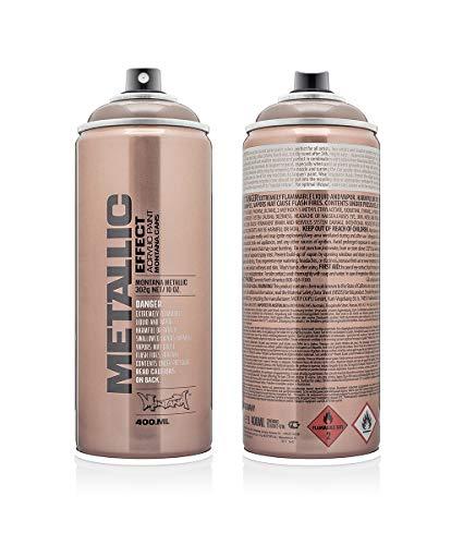 Sprühdose Montana champagner metallic effect 400ml