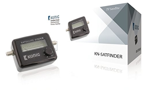 Konig segnale acustico satellite Finder