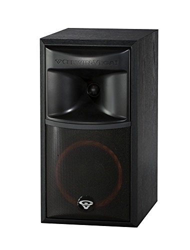 Cerwin-Vega XLS-6 6 1/2' 2-Way Home Audio Bookshelf Speaker