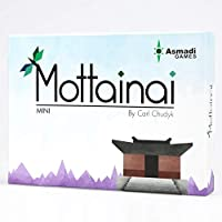 Mottainai Mini Card Game [並行輸入品]
