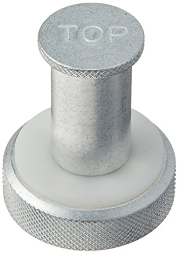 Presto Pressure Cooker/Canner Air Vent Cover/Lock, 1-Pack, Silver