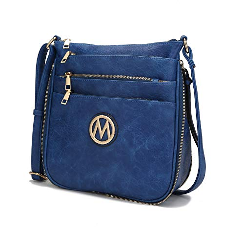 NOTICE: This bag is part of the MKF Collection by Mia K. And has no association with Mia Farrow: Get Ready for Compliments on Your Luciana Designer Bag! fashionable bag but also highly functional. Small bag yet big impact with rich gold tone hardware...