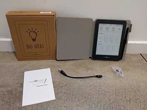 "MobiScribe 6.8"" E-Ink Tablet Bundle"