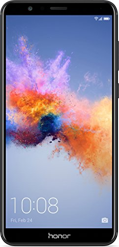 Honor 7X (Black, 4GB RAM + 64GB memory)