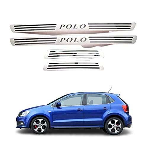 Kukutaka 4 Piezas de Placas de protección para VW Polo 2011-2015, el...