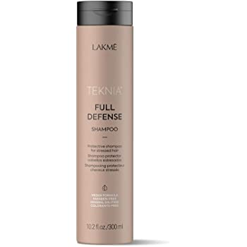 LAKMÉ - Teknia Full Defense Shampoo 300ml (44912): Amazon.es: Belleza