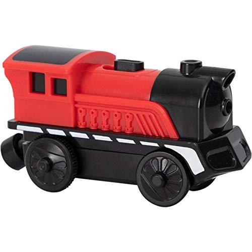 Luoji Tren Juguete Electrico Niños, Tren De Locomotora Motorizada Tren De Juguete...