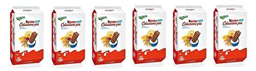 60 Kinder Ferrero Colazione più Kuchen mit Körner 30 gr sweet snack kekse riegel