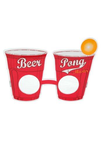 Elope - S23306 - Déguisement - Accessoire - Lunette - Beer Pong