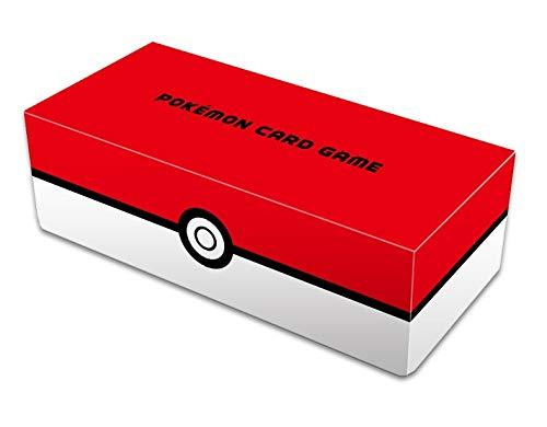 ポケモンカードゲーム ロングカードボックス モンスターボール