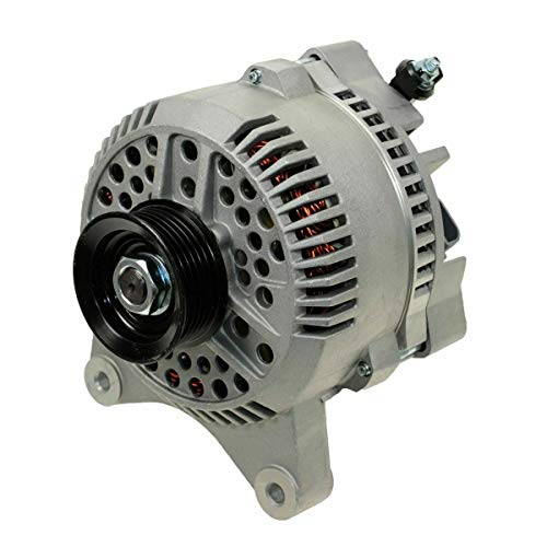 Alternator 130 Amp NEW Compatible with Ford Lincoln Mercury w/ 4.6L V8
