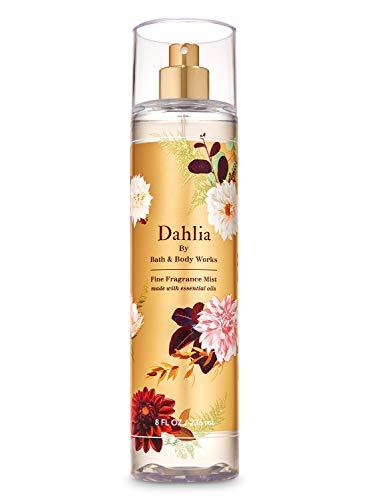 Bath and Body Works Dahlia Fine Fragrance Mist 8 Ounce Full Size Spray