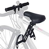 Souarts Extension de Guidon de Vélo avec des Outils Siège de vélo pour Enfant Accessoire VTT de...