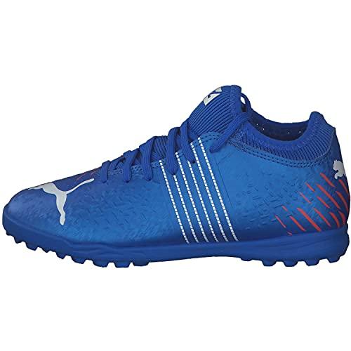 Puma Future Z 4.2 TT Jr, Zapatillas de fútbol, Bluemazing-Sunb, 37.5 EU