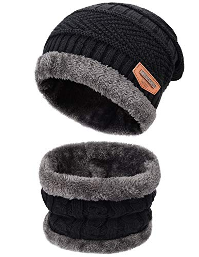 Gorro Beanie de Invierno de Forro Polar de Alta visibilidadModelo Hi Vis Thinsulate 3M 40g Floso Hombre Caballero
