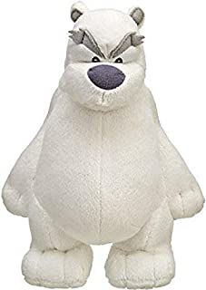 Disney Club Penguin 6.5 Inch Series 10 Plush Figure Herbert P. Bear Includes Coin with Code!