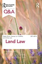 Q&A Land Law 2013-2014 (Questions and Answers)