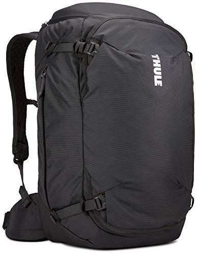 Thule Landmark 70 litri Zaino maschile da viaggio ideale per escursioni, Nero