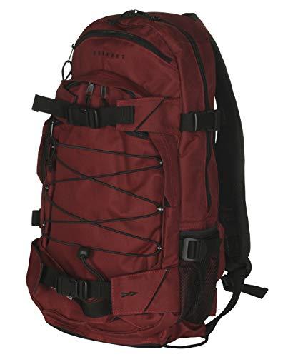 FORVERT Backpack Louis, Burgundy, 50 x 30 x 15 cm, 25 Liter