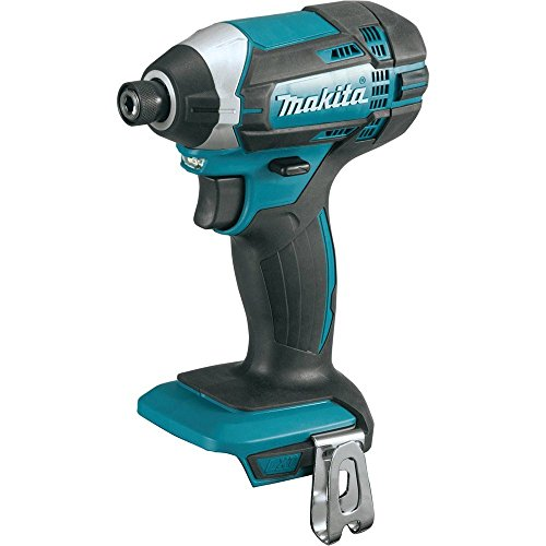Makita XDT11Z 18V LXT Lithium-Ion Cordless Impact Driver, Tool Only (Renewed)