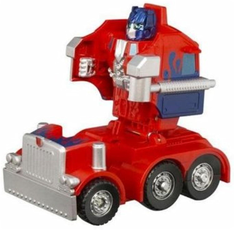 Transformers Cyber Slammers Optimus Prime
