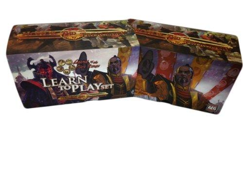 Honor & Treachery LearntoPlay [Import anglais]