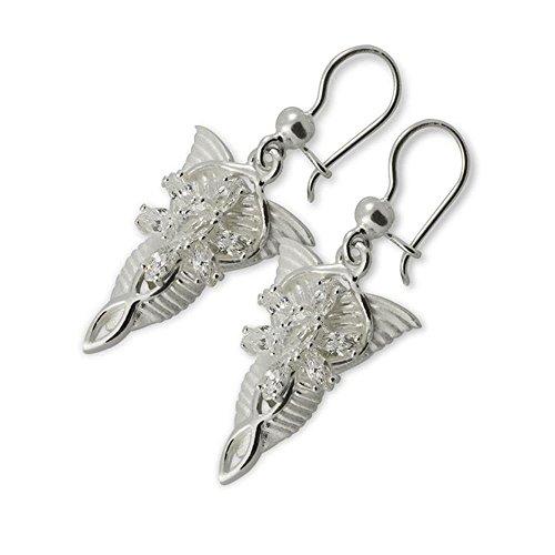 Il Signore degli Anelli Gioielli Schumann Design Arwen orecchini argento 92520001763