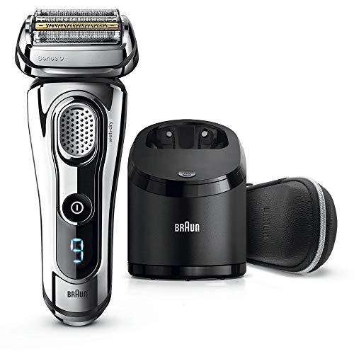 Braun 9297 Series 9 - Afeitadora Eléctrica, Máquina de Afeitar Barba en Seco y...