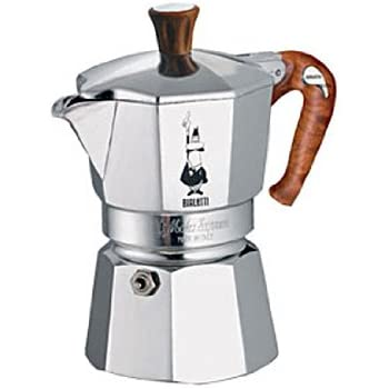 Bialetti Moka express - Cafetera (Cafetera turca, De café molido, Aluminio): Amazon.es: Hogar