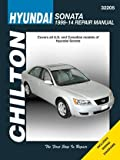 Hyundai Sonata (Chilton) Automotive Repair Manual 1999-2014 (Haynes Automotive Repair Manuals) (2014-03-01)