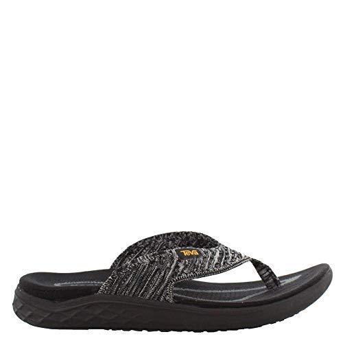 Teva Terra-Float 2 Knit Flip Black/Grey 10