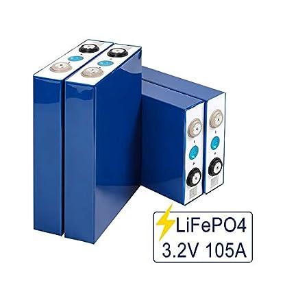 Lifepo4 3.2V 105A