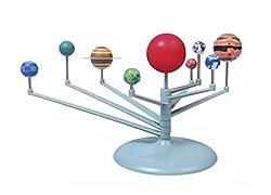 Enjoy Study 天体 模型 惑星 配置 立体 工作 キット 理科