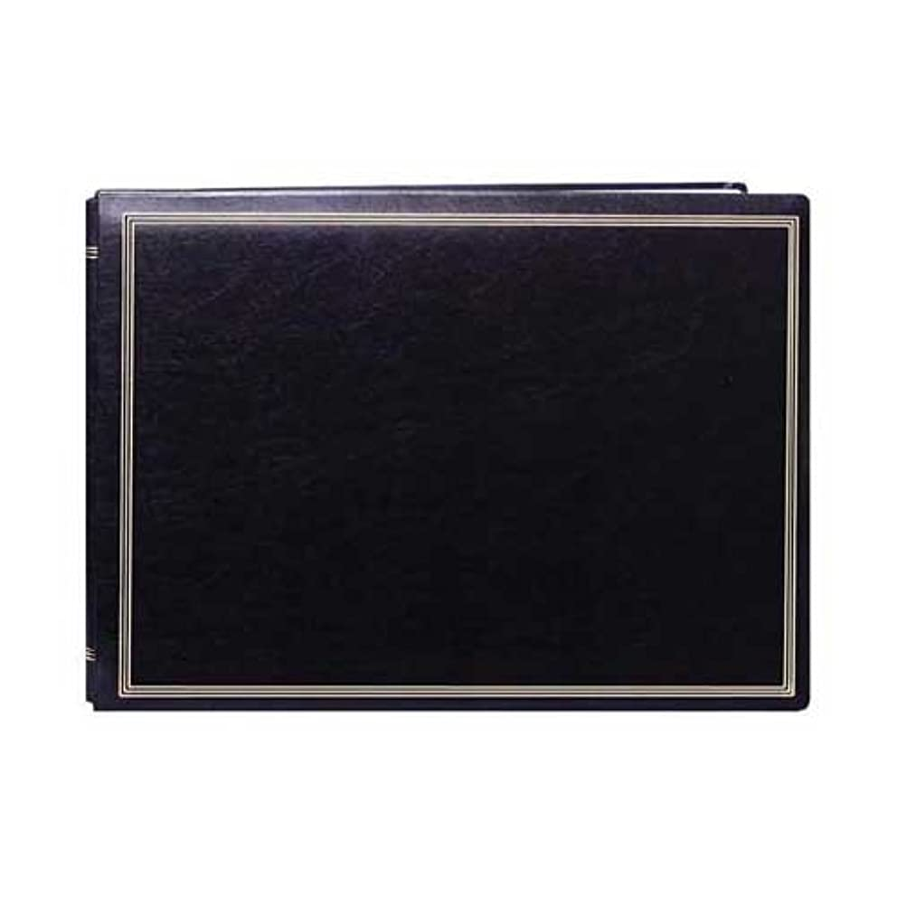 Pioneer Photo Albums JMV207-BL Magnetic X-Pando Album 20 Page size up to 14