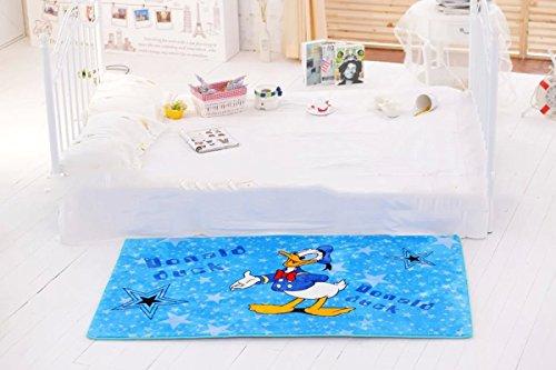 EKEA-Home® - Alfombra para bebé, diseño de dibujos animad
