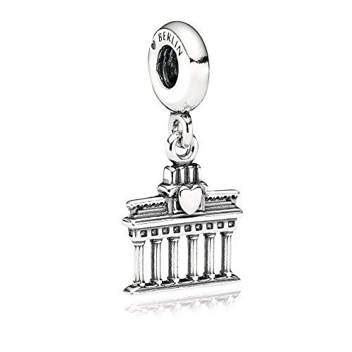 Pandora Silver Charm Brandenburg Gate 791081