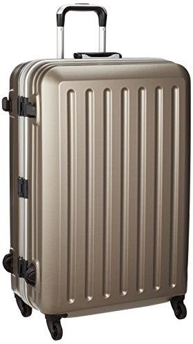 [アメリカンフライヤー] スーツケース The SILENT PREMIUM LIGHT 90L 76 cm 4.5kg シャンパンゴールド