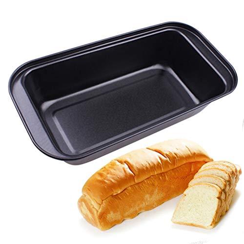 AIJIANG Brotbackform für Toastbrot - Flexible Schachtelform mit Antihaft-Effekt, umweltbewusste Backform aus Silikonform