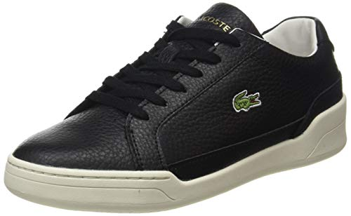 Lacoste Damen Challenge 0120 1 SFA Sneaker, Schwarz Blk Off Wht, 37 EU