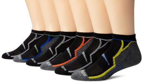 Saucony Men's Multi-Pack Bolt Performance Comfort Fit...