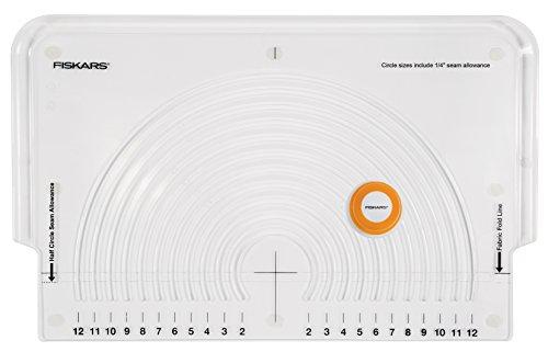 Fiskars 111310-1004 Fabric Circle Cutter