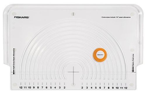 Fiskars 111310-1004 Fabric Circle Cutter