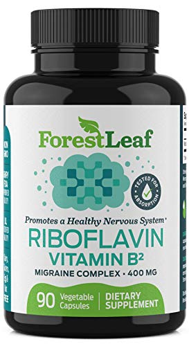 ENHANCE CIRCULATION AND BREATHING: Riboflavin, or Vitamin B2, is a powerful vitamin that's helpful in promoting overall good health for your body. It helps increase red blood cell production for healthier blood and better oxygen flow. BETTER ENERGY, ...